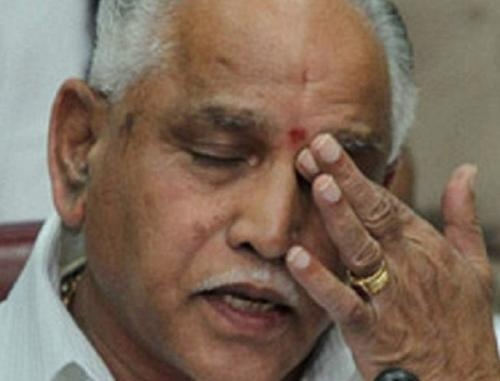 B.S.Yeddyurappa may resign before vote of confidence!