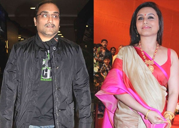 For Rani Mukherjee, Aditya Chopra started staying in the hotel!
