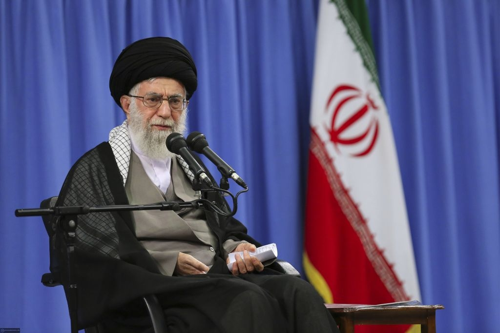 US will be defeated in fresh anti-Iran move: Khamenei