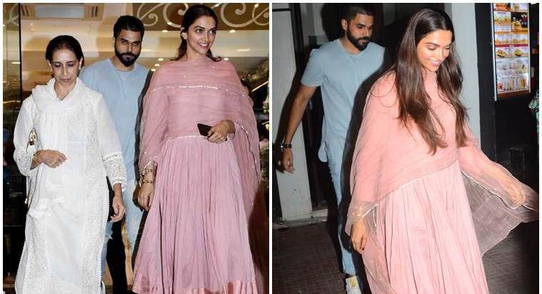 f1b493bf1b1 The speculations of Deepika Padukone and Ranveer s marriage are intensified.
