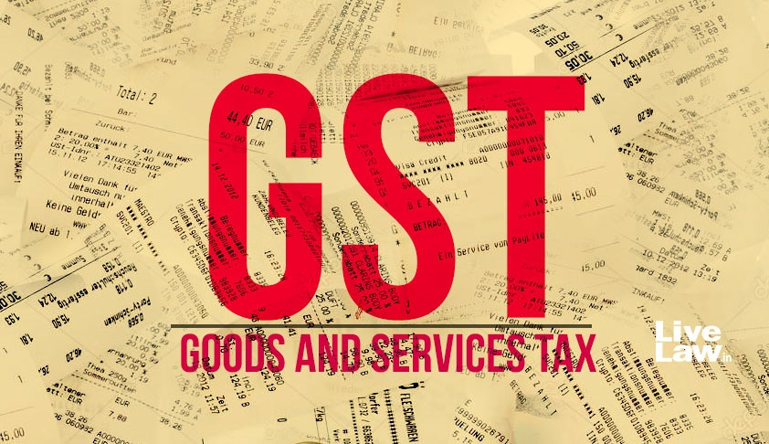 GST leads to Formalization of Economy and Widening of Tax Base