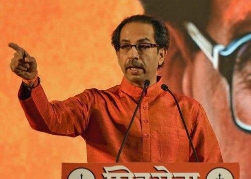 Shiv Sena targets PM Modi's foreign visit