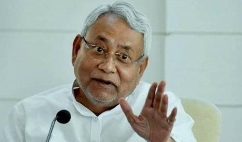 Nitish Kumar animadverts on BJP by three 'C'