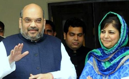 BJP takes 'right' time 'perfect' decision in Jammu Kashmir