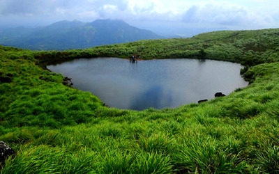Chembra Peak , Kerala - Soothing natural beauty