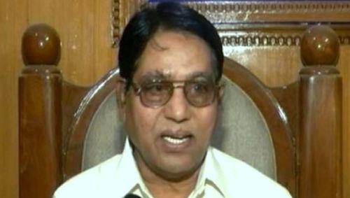 Madhya Pradesh BSP president Narmada Prasad Ahirwar removed from his post