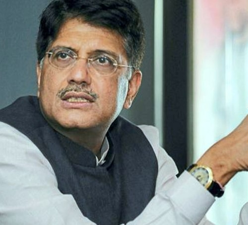If canteen staff doesn't give bill in the train, so do not pay: Piyush Goyal