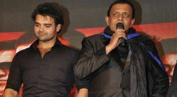 Three days later getting bail, Mithun Chakraborty's son gets married