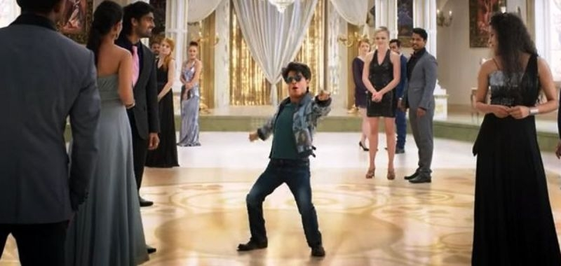 Shah Rukh shares funny animated teaser of 'ZERO'