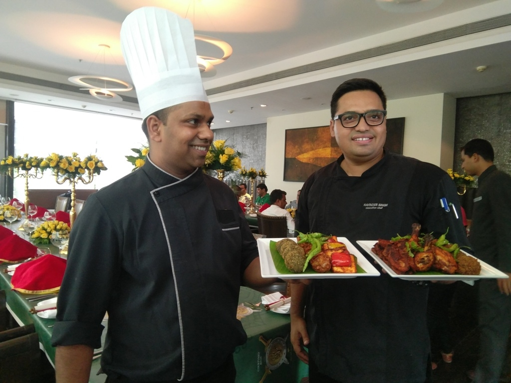 Relish Royal Cuisine of India at Courtyard by Marriott This Monsoon