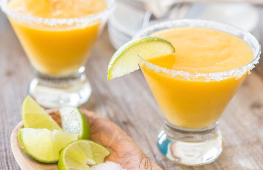 Agave & Fruit Margarita