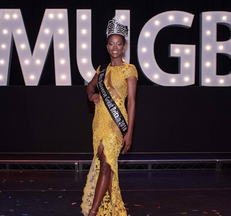 Great Britain gets its first black woman to represent Miss Universe 2018