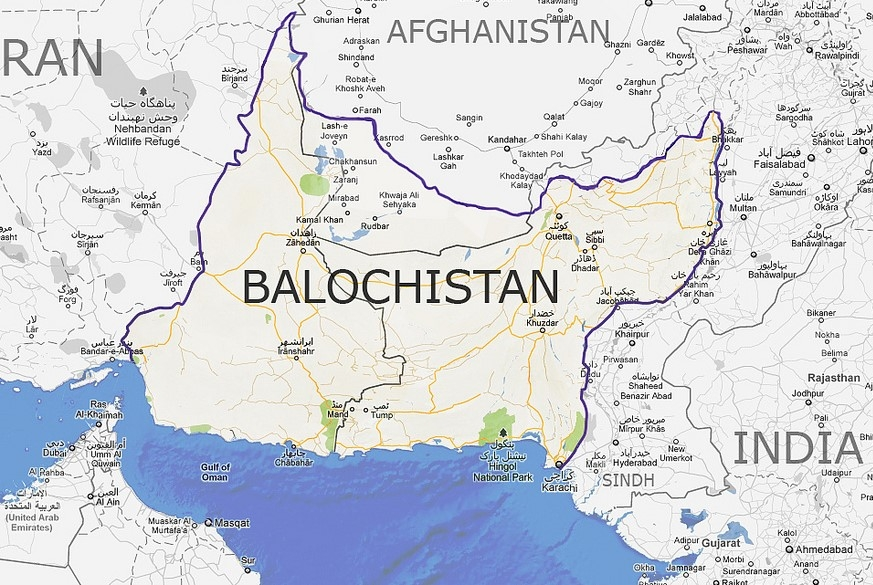 Did India miss Balochistan to become as one of its state after 1947 ?