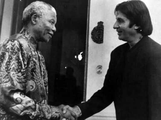 Nelson Mandela Day - Senior Bachchan remembers Mandela for his humility and grace