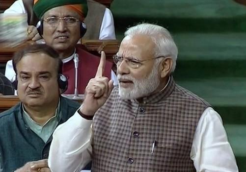 Game of 'numbers' in Lok Sabha!