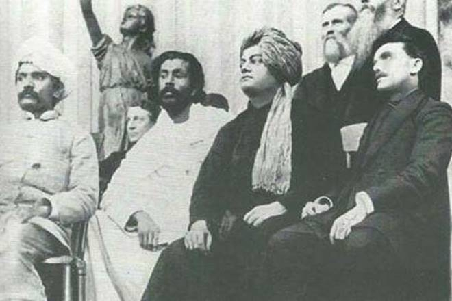 Thundering voice of Swami Vivekananda that set cold Chicago afire in 1893