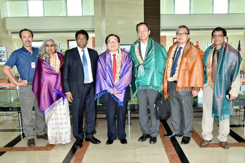 ADB Vice-President visits Sri City