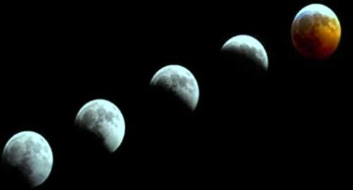 The longest lunar eclipse of the century is today, 'inauspicious' for the people of Capricorn
