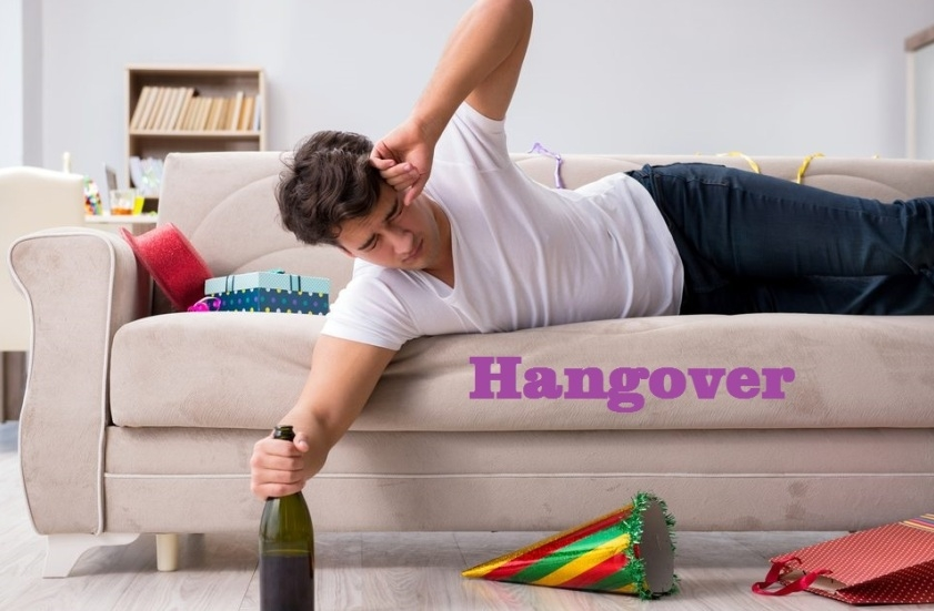 Drinks that help you cure 'Hangover'