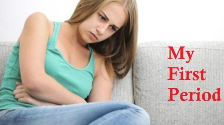 Girls first menstruation period will know