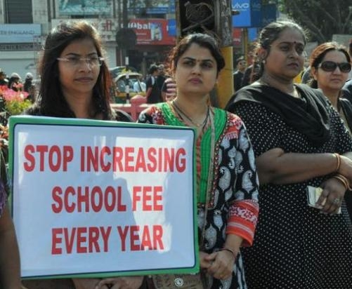 Government to 'control' indiscreetly increasing in private school fees