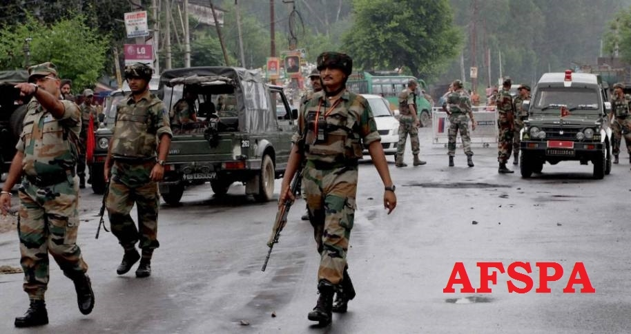 Early hearing on AFSPA, 300 armed forces personnel rushed to SC in support