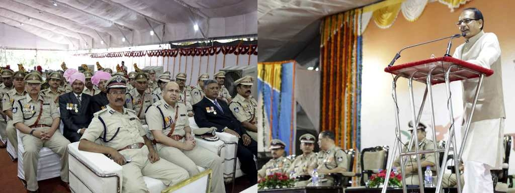 Achievements of State Police are infinite - Chief Minister Chouhan
