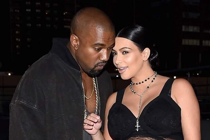 Kim Kardashian got Kanye out on their Vacations!