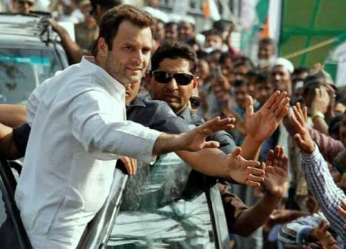 Rahul Gandhi's 'strategy' to win Madhya Pradesh assembly election