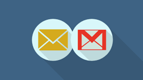 Know the difference between email and Gmail