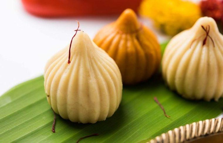 Variety of 'Modak' recipe for Ganesh Utsav