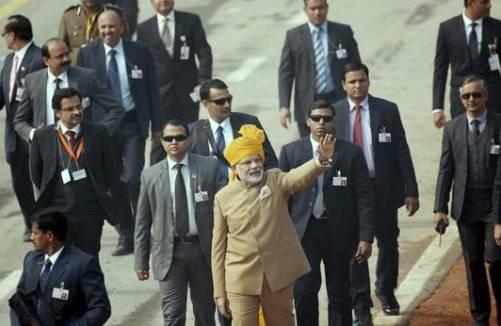 Threat of terror attack on PM Modi in Indore, terrorist may attack in garb of women