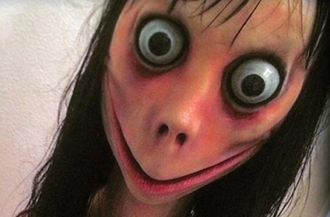 Momo Challenge: Another Blue Whale in the making?