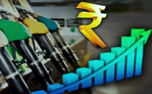 Weakened rupee and expensive crude oil disturb public