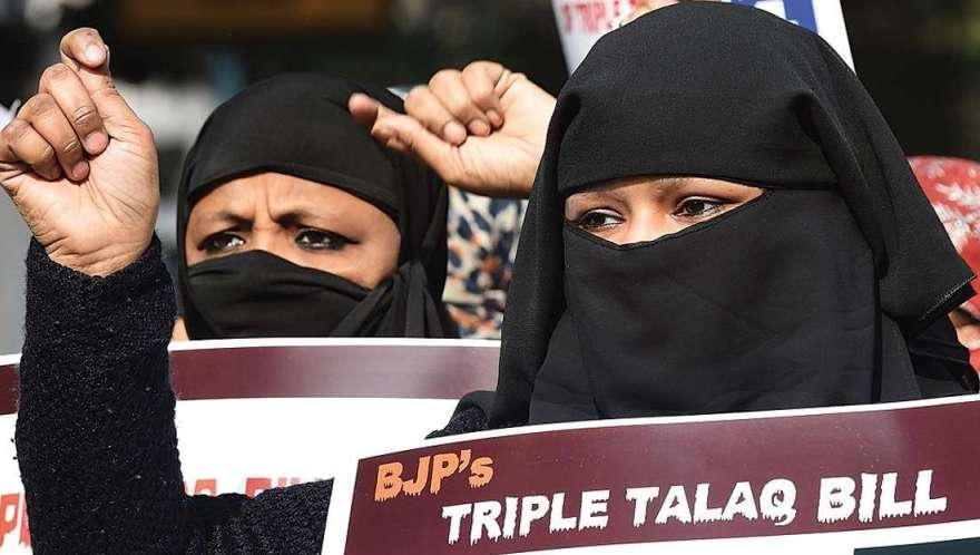 Cabinet approves ordinance on Triple Talaq