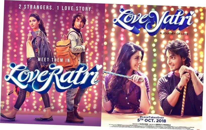 After Padmavati, 'Love-Ratri' is now 'Love-Yatri'