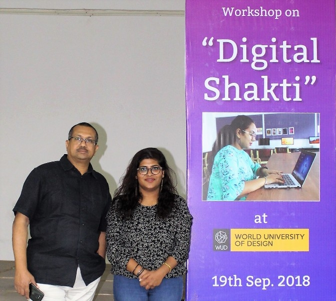 World University of Design organizes Workshop on Cyber Security for Women