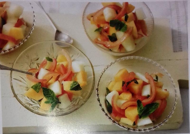 Summer melons