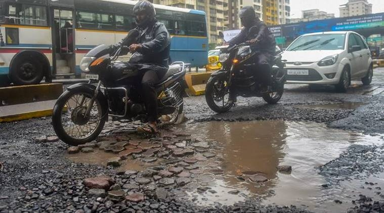 Potholes leaves apex court incensed