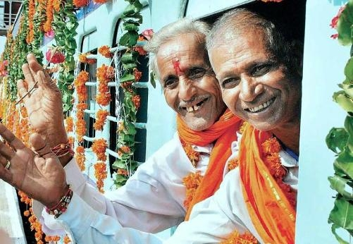 In the election year, the 'red signal' for Shivraj government's Teerth Darshan Yojna