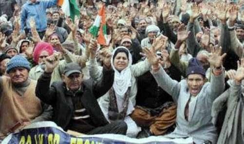 पाक अधिकृत कश्मीर में पाकिस्तान के 'ज़ुल्म' की इंतेहा, पीने के पानी के लिए लोग हो रहे 'मोहताज़'
