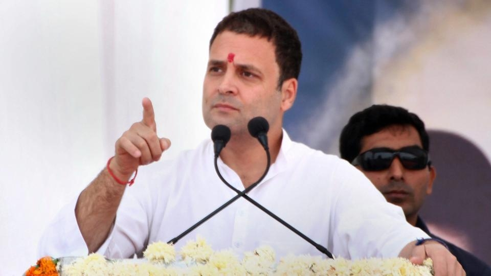 Modi and Anil Ambani jointly executed surgical strike on security forces: Rahul Gandhi
