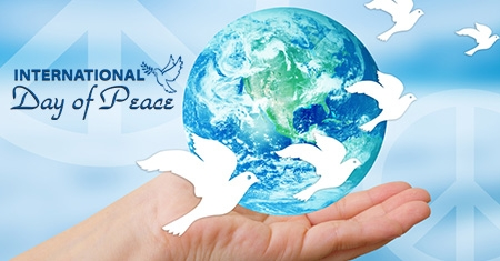 International Peace Day only on paper