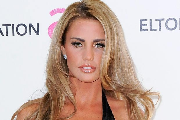 Katie Price takes horsebox to auction amid bankruptcy woes