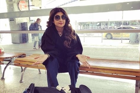 Shilpa Shetty accuses Australian airline employee of racism