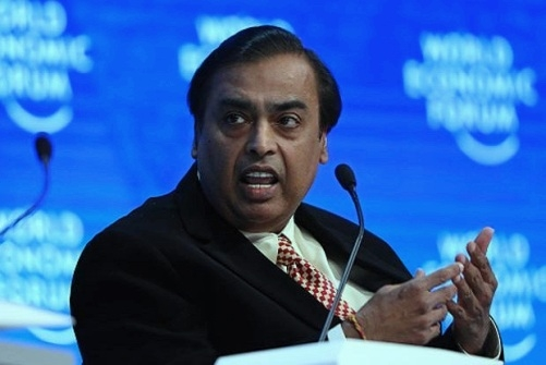 Mukesh Ambani's total wealth is $ 47.3 billion