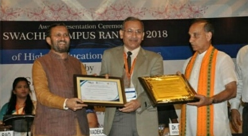 Swachh Campus Rankings 2018- Symbiosis tops and KLE Academy ranked third cleanest university across India