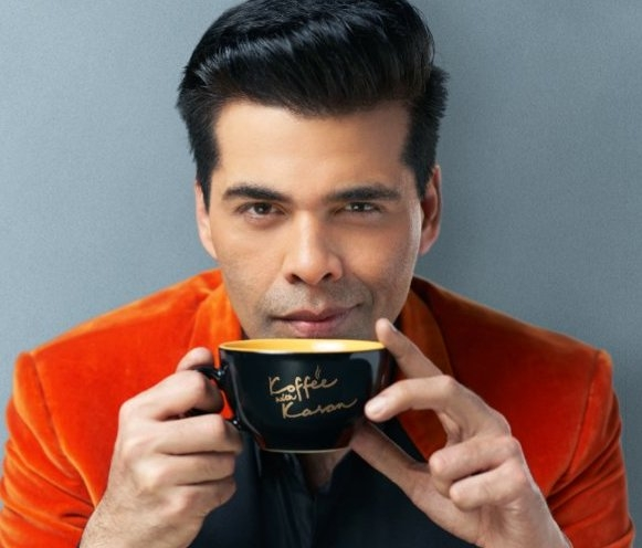 Koffee with Karan  - Saif Ali Khan returns with daughter Sara Ali Khan