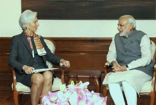 2018 में भारत की विकास दर 7.3 प्रतिशत और 2019 में 7.4 प्रतिशत होने का अनुमान – आईएमएफ़