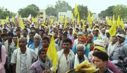 Gondwana Ganatantra Party and Indian Gondwana Party to contest election together